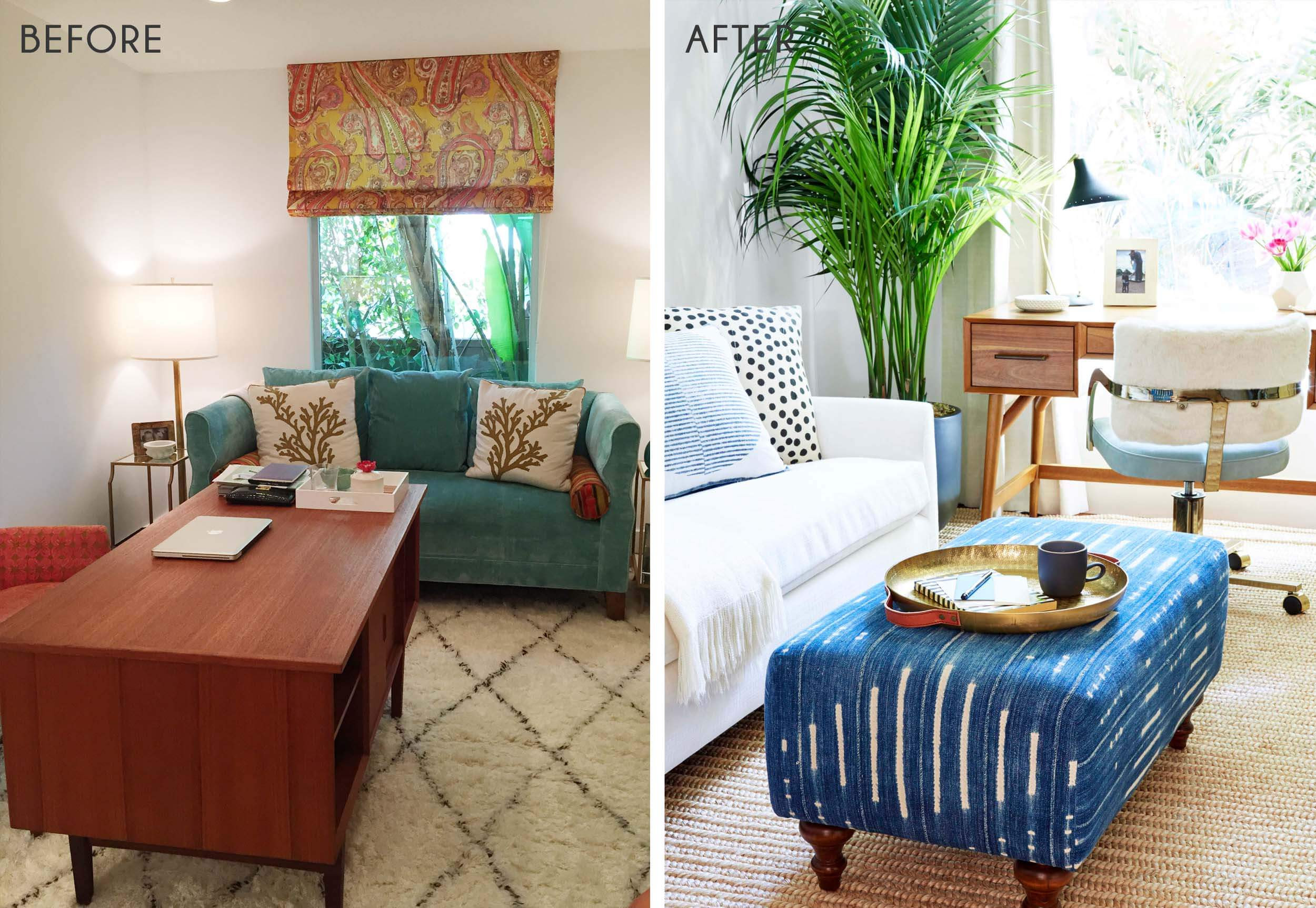 Ginny_Macdonald_California_Office_Before_After_Indigo_Ottoman