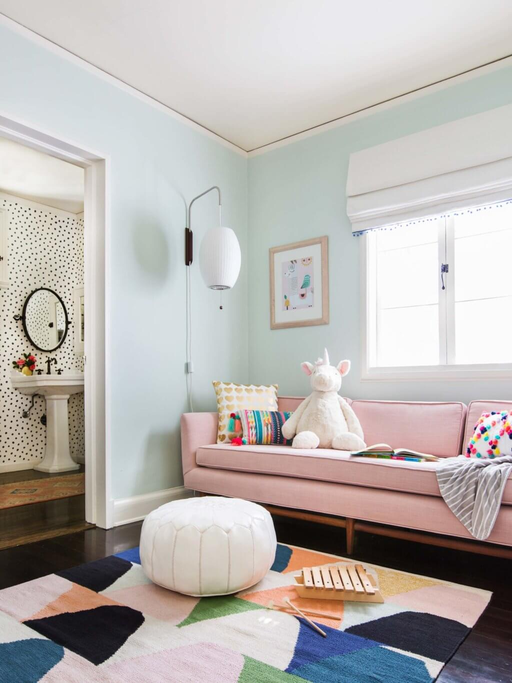 02_Ginny_Macdonald_Full-Design_Girls-Playroom_Whimsical_Pink_Playful