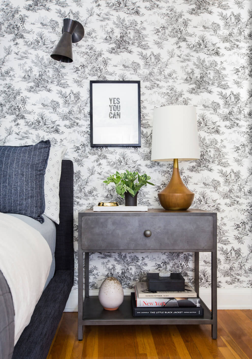 09_Ginny_Macdonald_Full-Design_Guest_bedroom_toile_sophisticated_Traditional_sneak peek