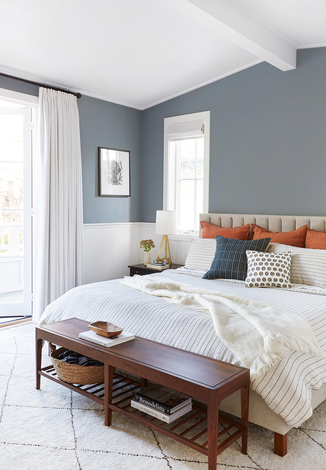 GINNY_MACDONALD_BLUE_WALL_BEDROOM