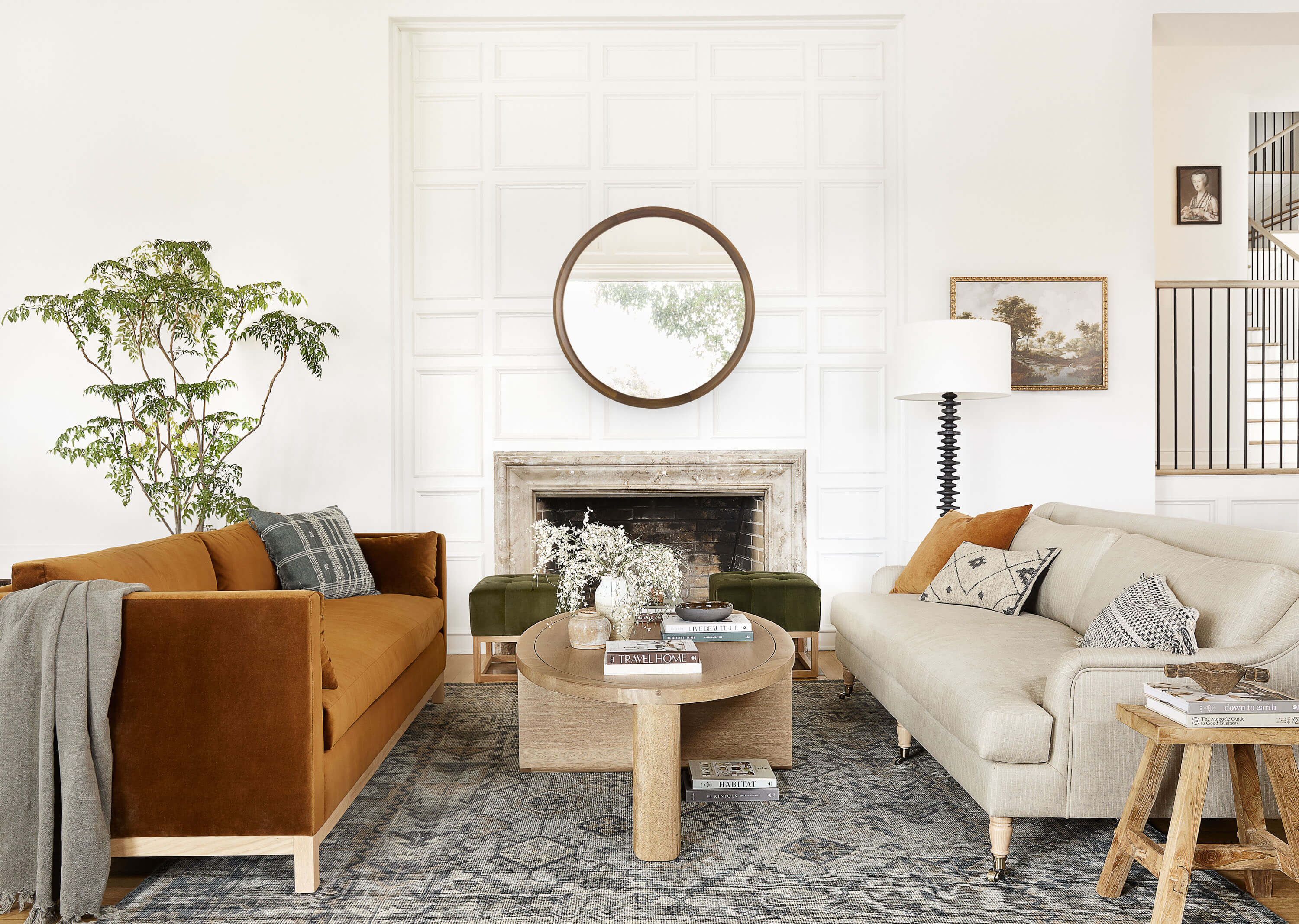 THE HOLLINGWORTH SOFA & RIVINGTON SOFA