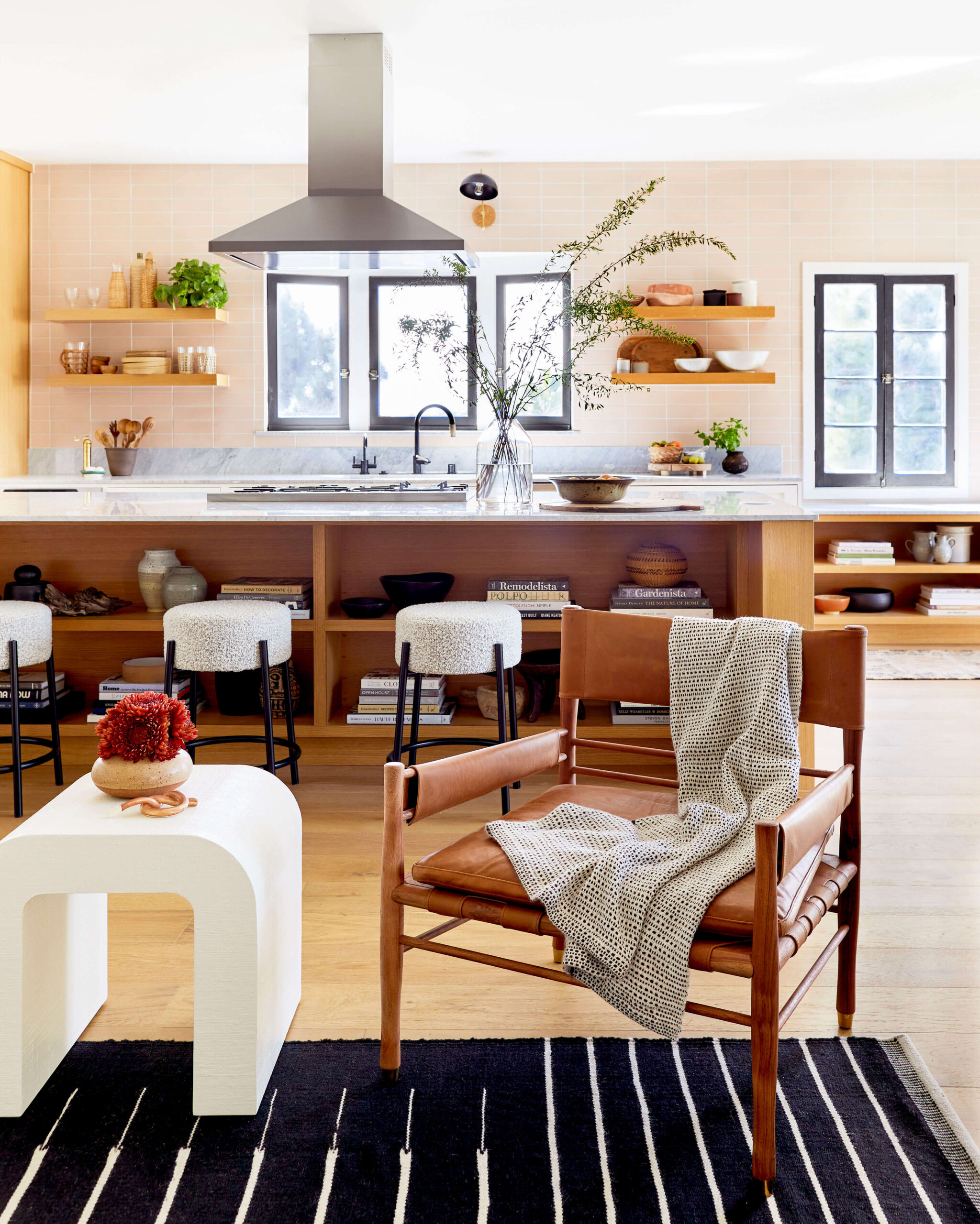 GINNY_MACDONALD_JACLYN_JOHNSON_KITCHEN_LEATHER_CHAIR